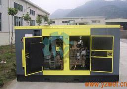 康乐谷旅游度假区150kw的静音康明斯发电机
