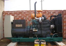 潮州市嘉旺机电120KW的ATS自动化发电机